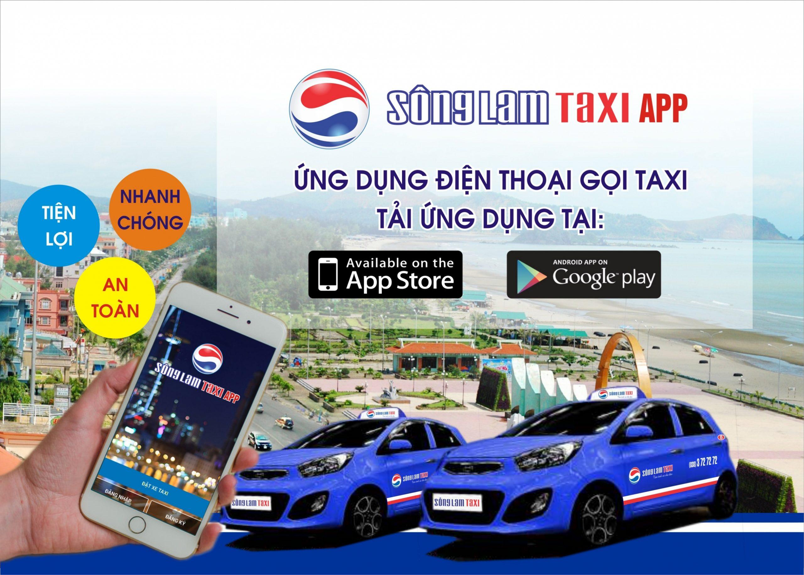 taxi sông lam