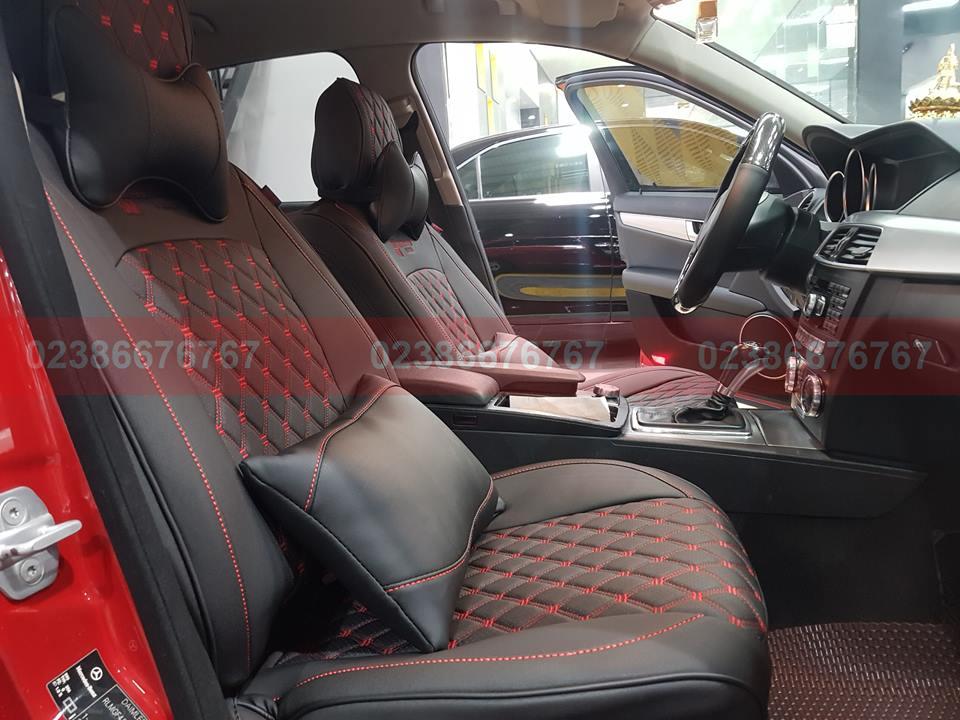 Áo ghế cho xe ô tô