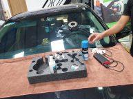 hàn kính ô tô