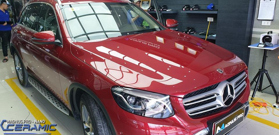 dịch vụ dán phim bảo vệ thân xe Magnus Pro Paint Protection Film