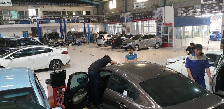 Lợi ích khi bảo dưỡng định kỳ xe ô tô