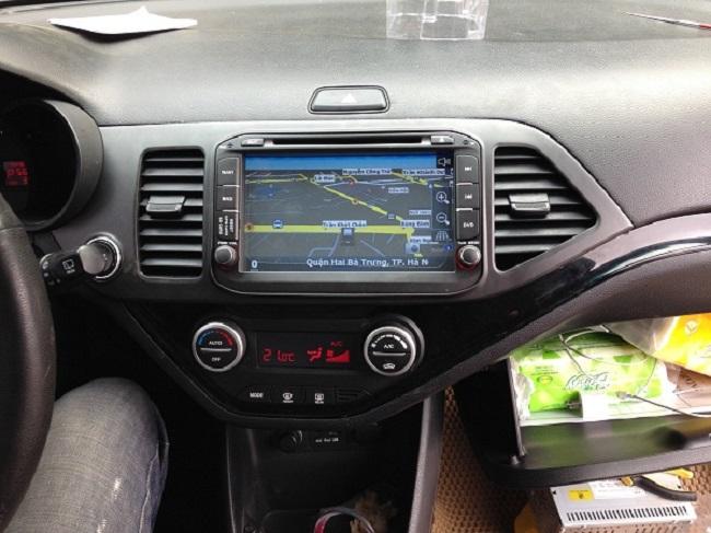 Tư vấn lựa chọn màn hình DVD xe hơi | Lắp đầu DVD xe hơi tại Vinh