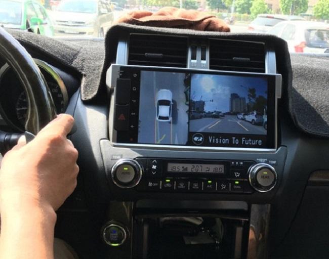 3 Lý do nên lắp đầu DVD xe hơi tại Vinh