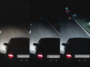 Tuyệt chiêu tăng sáng cho đèn ô tô có thể bạn chưa biết