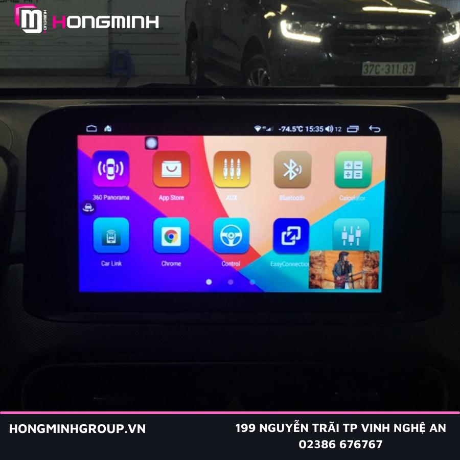 màn hình androi liền camera 360 được ưa chuộng nhất tại Việt Nam